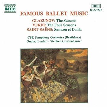 BALLET MUSIC (FAMOUS)