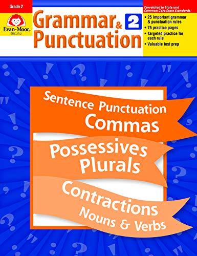Compare Textbook Prices for Grammar and Punctuation, Grade 2  ISBN 0023472027122 by Evan Moor,Evan-Moor