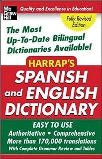 Harrap's Spanish and English Dictionary