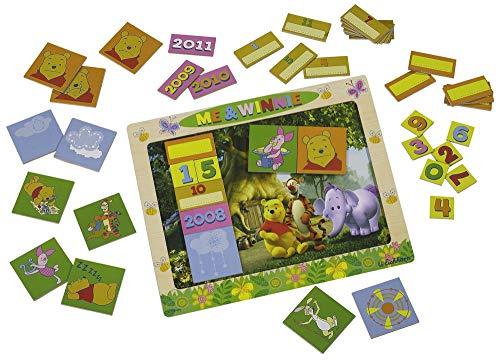 Simba Eichhorn 4113 – mftp winnies kalend. 54tlg.