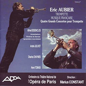 4 Great French Trumpet Concertos (The Original Album 1989)