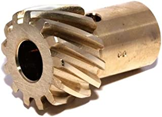 Crane Cams 11990-1 0.491 Diameter Bronze Distributor Gear for Chevrolet V8