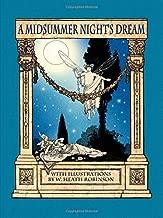 A Midsummer Night's Dream with Illustrations by W. Heath Robinson