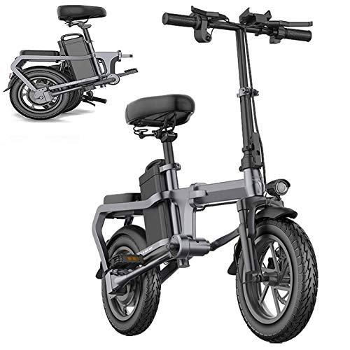 Bicicleta de montaña eléctrica, Las bicicletas plegables eléctricos for adultos aleación de...