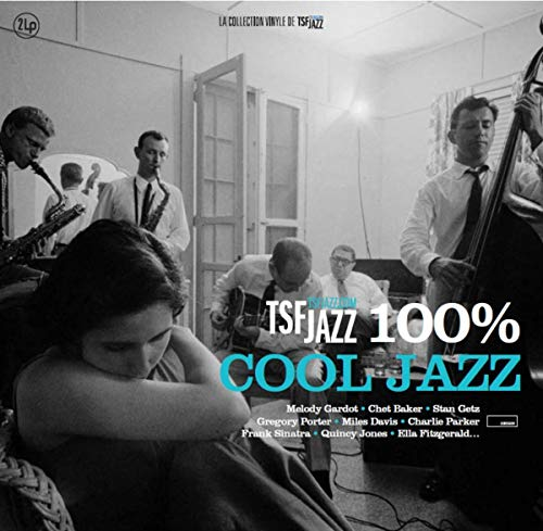 100 % Jazz Cool [Vinyl LP]
