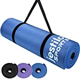 Jestilo Yoga Mat for Women and Men|...