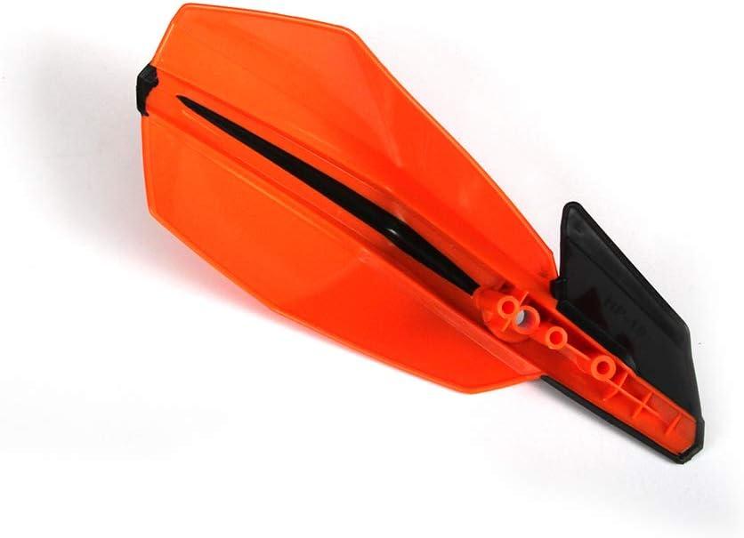 Orange Motorcycle 7//8 22mm 1 1//8 28mm Handguards Hand Guards For K.T.M EXC EXCF SX SXF SXS MXC MX XC XCW XCF XCFW EGS LC4 125 250 300 350 450 Enduro Motorbike Motocross Dirt Bike