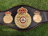 WBA Original Replica Cinturón de Boxeo (Cinturón Más Preciso), WBC, WBO, IBF, IBO, Ring Magazine Cinturones de Boxeo