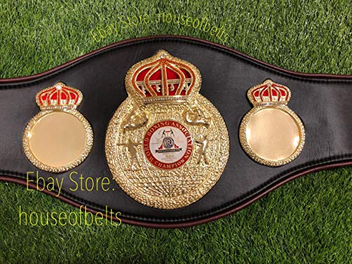 WBA Original Replica Boxgürtel (genauester Gürtel), WBC, WBO, IBF, IBO, Ring Magazine Boxgürtel