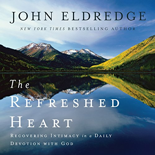 The Refreshed Heart audiobook cover art