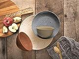 Siterra 16 Piece Dinnerware Set (Multicolor, Siterra Painter's Palette 16 Pc Set)