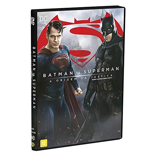 Batman Vs Superman: Odj [DVD]