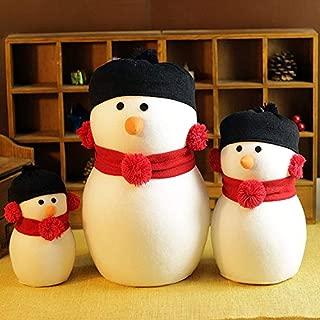 BETOES Best Design Christmas Foam Snowman Black Hat Ornaments Doll Scene Decoration Window Show, Christmas Yard Vintage - Snowmen Snowman Black Hat, Snowman Family, Craft Rubber Stamps Christmas