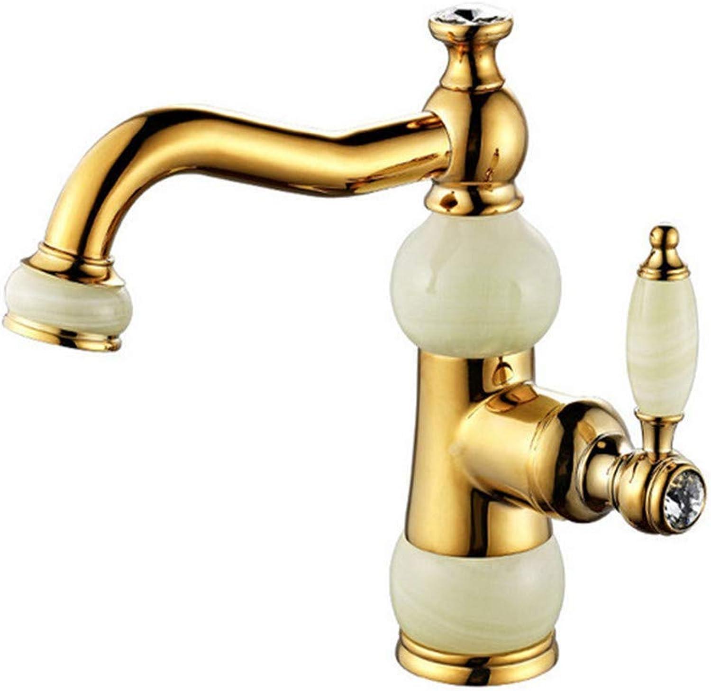 Brass Chrome Modern Mounted Brass and Faucet Bathroom Basin Faucet Mixer Tap gold Sink Bath Basin Sink Faucet