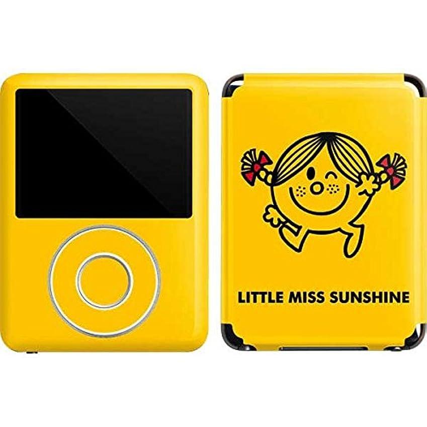 舗装する一致Mr。Men & Little Miss iPod Nano ( 3rd Gen ) 4?GB & 8gbスキン?–?Little Miss Sunshineビニールデカールスキンfor your ipod nano ( 3rd Gen ) 4?GB & 8gb