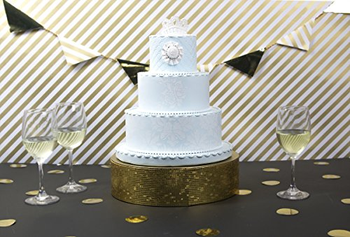 12 inch cake stand - 8