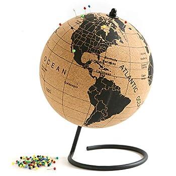 Best cork globe Reviews