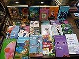 Lot de 24 livres de la collection Piment des éditions france Loisirs