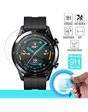 Microsonic Huawei Watch GT2 46mm Nano Cam Ekran Koruyucu