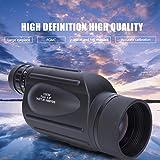Babimax Telescopio Monocular HD 13x50 Brillante Claro Rango de Visión Impermeable a Prueba de Niebla