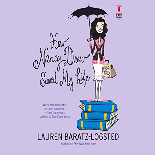 How Nancy Drew Saved My Life audiobook cover art