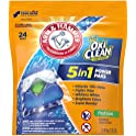 24-Count Arm & Hammer Plus OxiClean 5-in-1 Power Paks