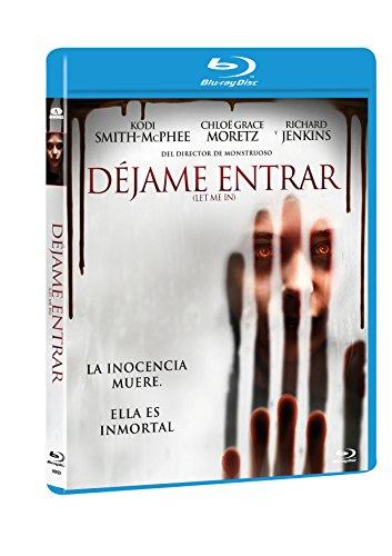 Dejame Entrar (Bd) [Blu-ray]