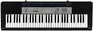 لوحة المفاتيح القياسية CTK-1550K2 مع 61 مفتاحًا و 120 نغمة - اسود