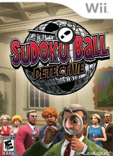 Sudoku Ball - Detective (Wii) [Importación inglesa]