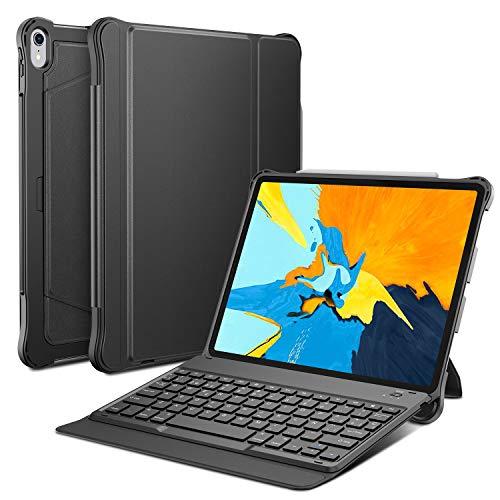 OMOTON Teclado Funda iPad Pro 11 2018 Teclado Inalámbrico