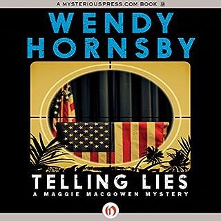 Telling Lies audiobook cover art