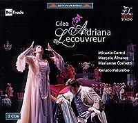チレア:歌劇「アドリアーナ・ルクヴルール」(トリノ王立劇場/パルンボ)