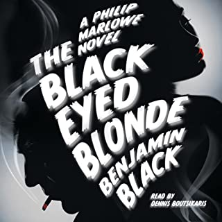 The Black Eyed Blonde cover art