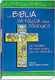 La Biblia Católica para Jóvenes (Ediciones bíblicas EVD) (Spanish Edition)