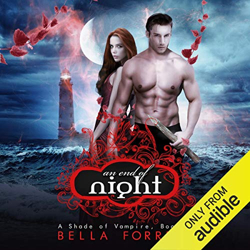 A Shade of Vampire 16: An End of Night  audiobook cover art