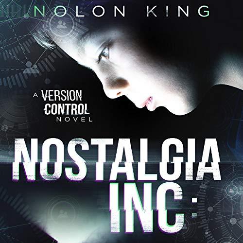 『Nostalgia Inc』のカバーアート