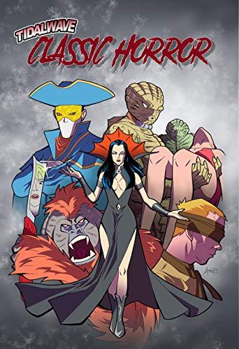 TIdalWave Classic Horror Comics (English Edition)
