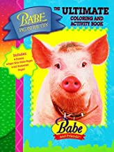 Babe Pig in the City Coloring and Activity Book: Babe and Friends
