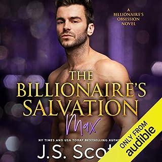 The Billionaire's Salvation cover art