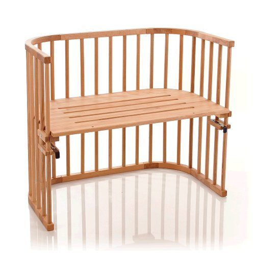 Purchase Babybay Maxi Bedside Sleeper Cot, Core Beech Oiled, Multi Color, One Size