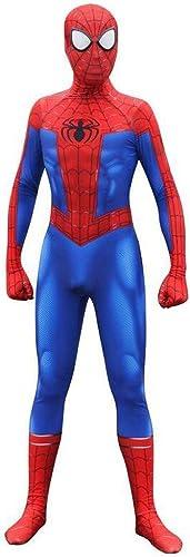 Para tu estilo de juego a los precios más baratos. ASJUNQ Traje De Spiderman Spiderman Spiderman Traje De Halloween Cosplay Mono Con Máscara Separada Medias Zentai Disfraz  cómodamente