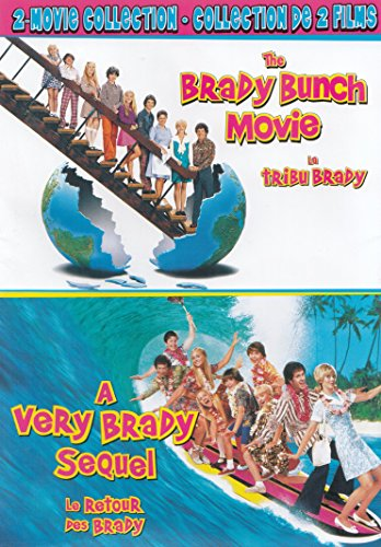 The Brady Bunch Movie / A Very Brady Sequel (2-Movie Collection)