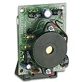 "Velleman MK104-VP Light Sensitive Electronic Cricket, 1.6"" x 2.2"" x 0.98"" Size"