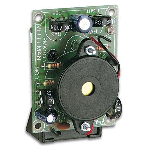 Velleman MK104-VP Light Sensitive Electronic Cricket, 1.6' x 2.2' x 0.98' Size
