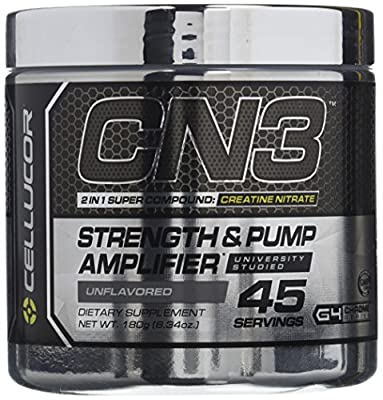 Cellucor CN3 Strength and Pump Amplifier, 180 Gram