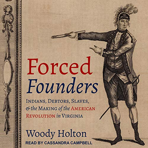 Forced Founders audiobook cover art