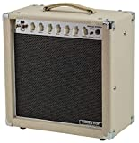 Monoprice 611815 15Watt, 1 x 12 Guitar Combo Tube Amplifier with Celestion Speaker