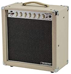 Superior guitar tone and flexibility using this 15-Watt, 1x12 Guitar Combo Tube Amplifier with Celestion Speaker & Spring Reverb from Monoprice! Features a 15-watt tube power amplifier and a Celestion brand speaker. Amplifier Load Range: 8 ~ 16 ohms ...