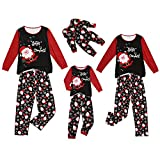 Matching Family Christmas Tree Snowman Pajamas Sets,Classic Plaid...