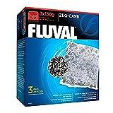 Fluval Esponja para la Filtración Mecánica Zeo Carb para Filtro C3